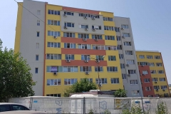 "Residential building Burgas, residential district ""Meden rudnik"" 1"