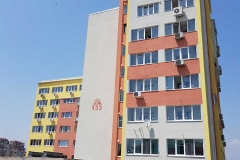 "Residential building Burgas, residential district ""Meden rudnik"" 4"