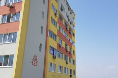"Residential building Burgas, residential district ""Meden rudnik"" 6"